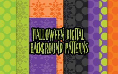 Halloween Free Vector Art Backgrounds