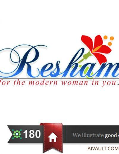 resham-logodesign