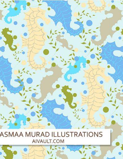 seahorse-patterns