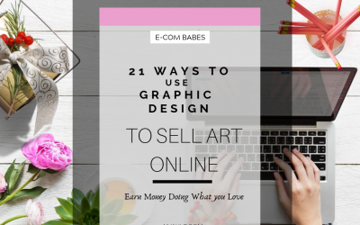 How to Use illustration and Graphic Design to Sell Things