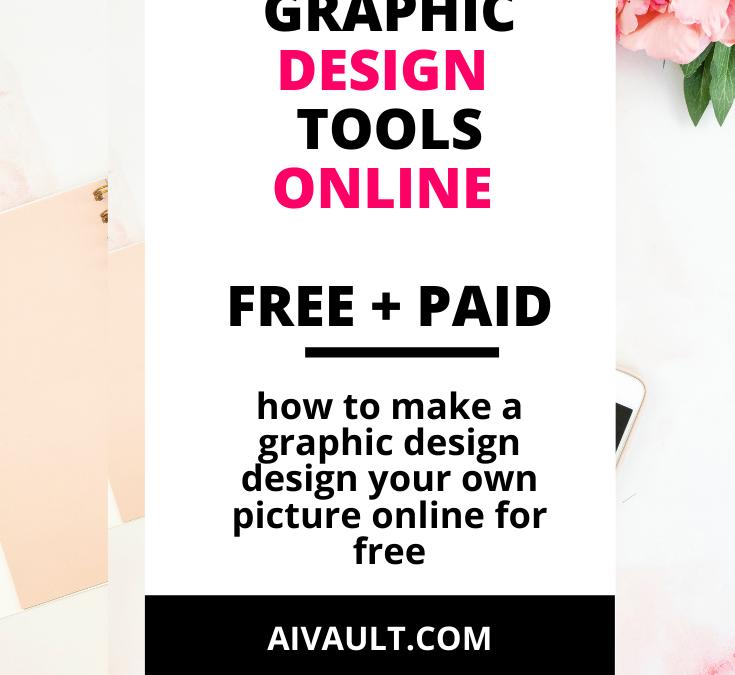 Graphic Design Tools Online Series : Stencil