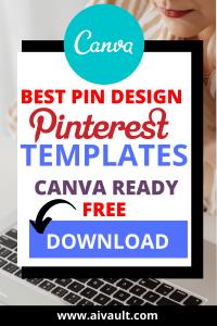 pinterest pin templates pinterest templates
